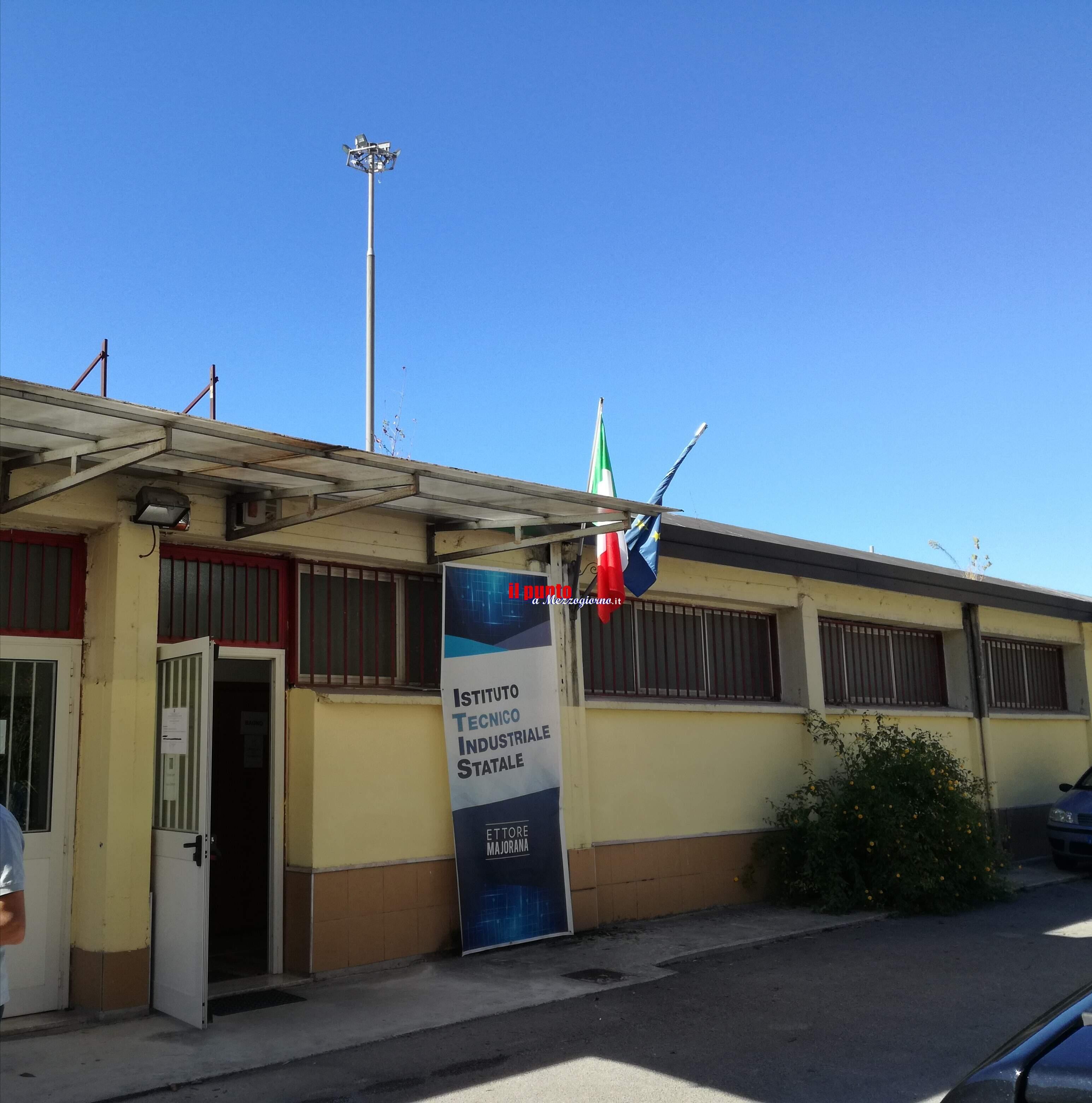 Cassino: Itis di via Rapido, presto il trasferimento alla Folcara. Ma si cercano garanzie per spazi adeguati