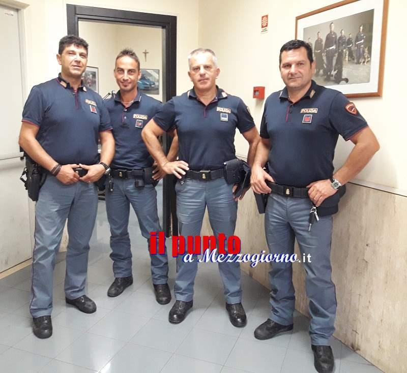 Frosinone: la Polizia di Stato arresta la banda dei furti