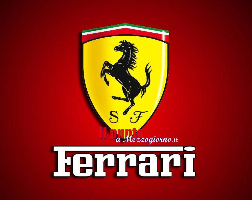 Sabato 16 settembre i non vedenti vanno in Ferrari