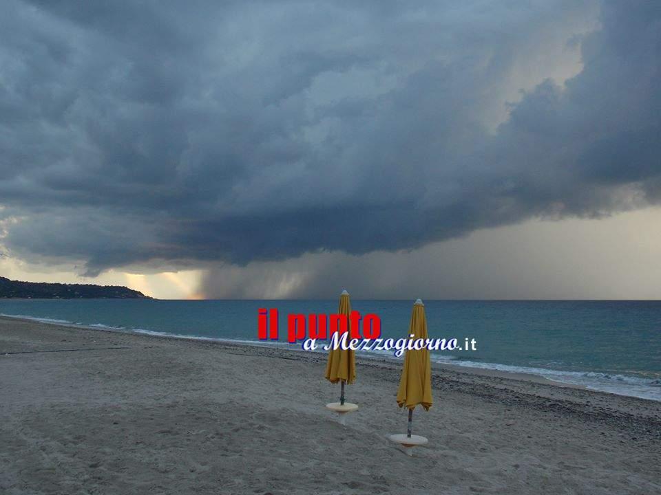 Maltempo, da domani temporali anche sul Lazio