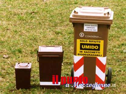 Raccolta differenziata: La frazione organica (umido) verrà raccolta solo lunedì 18 e solo in centro città