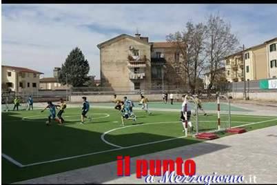 """Nuove attrezzature sportive alla scuola media """"San Tommasi d'Aquino"""""""