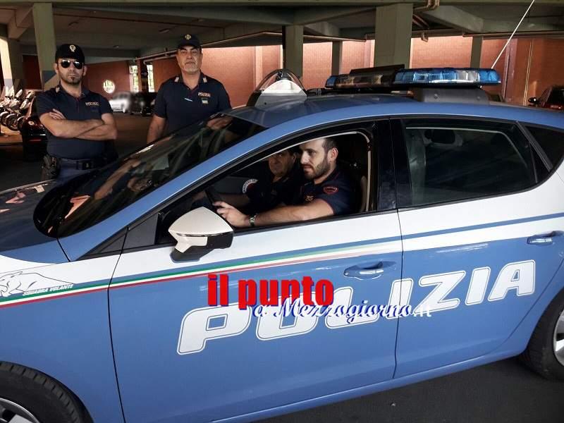 Frosinone: Controlli della Polizia di Stato, rinvenuta cocaina nel vano contatori dell'energia elettrica