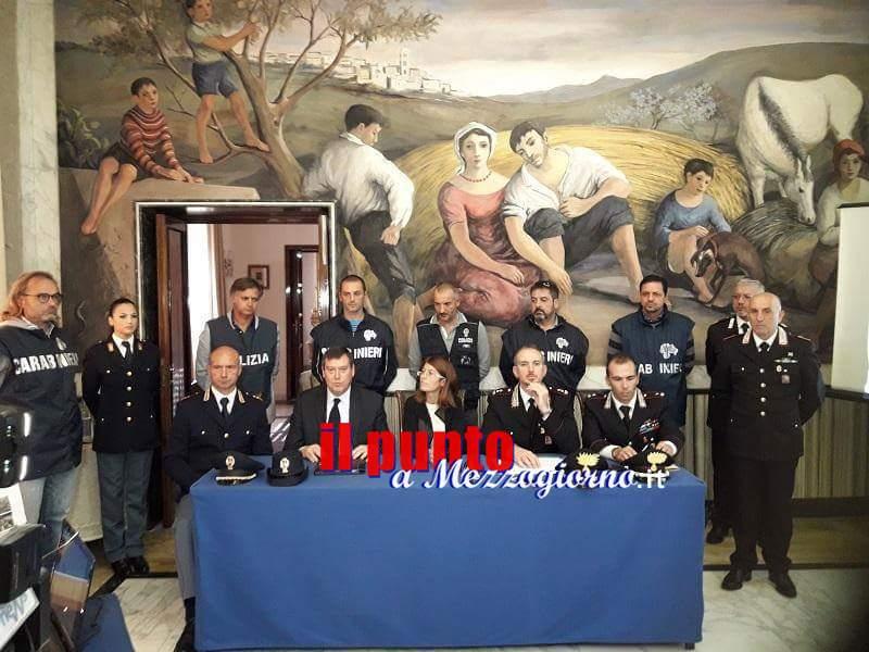 Truffe agli anziani: dodici persone nella rete di Polizia e Carabinieri con l'operazione sciacalli