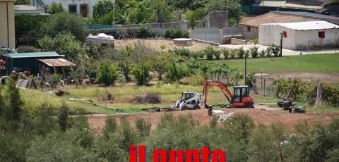 Formia: Campo Pozzi all'Acervara, firmato il compromesso, i nuovi scavi possono iniziare