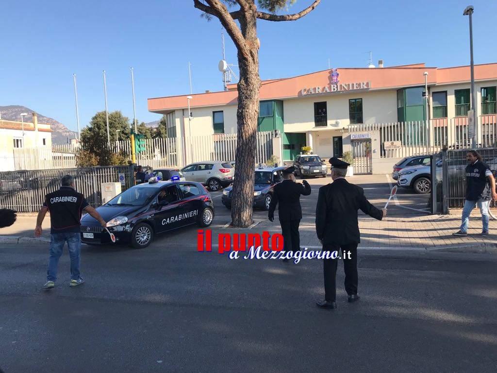 Droga ed estorsione a Terracina, indagini per i 18 arresti partono da denuncia di madre coraggio