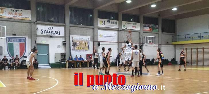 """Basket C Silver: Vittoria """"di carattere"""" per la Pallacanestro Veroli contro la Fox Roma"""