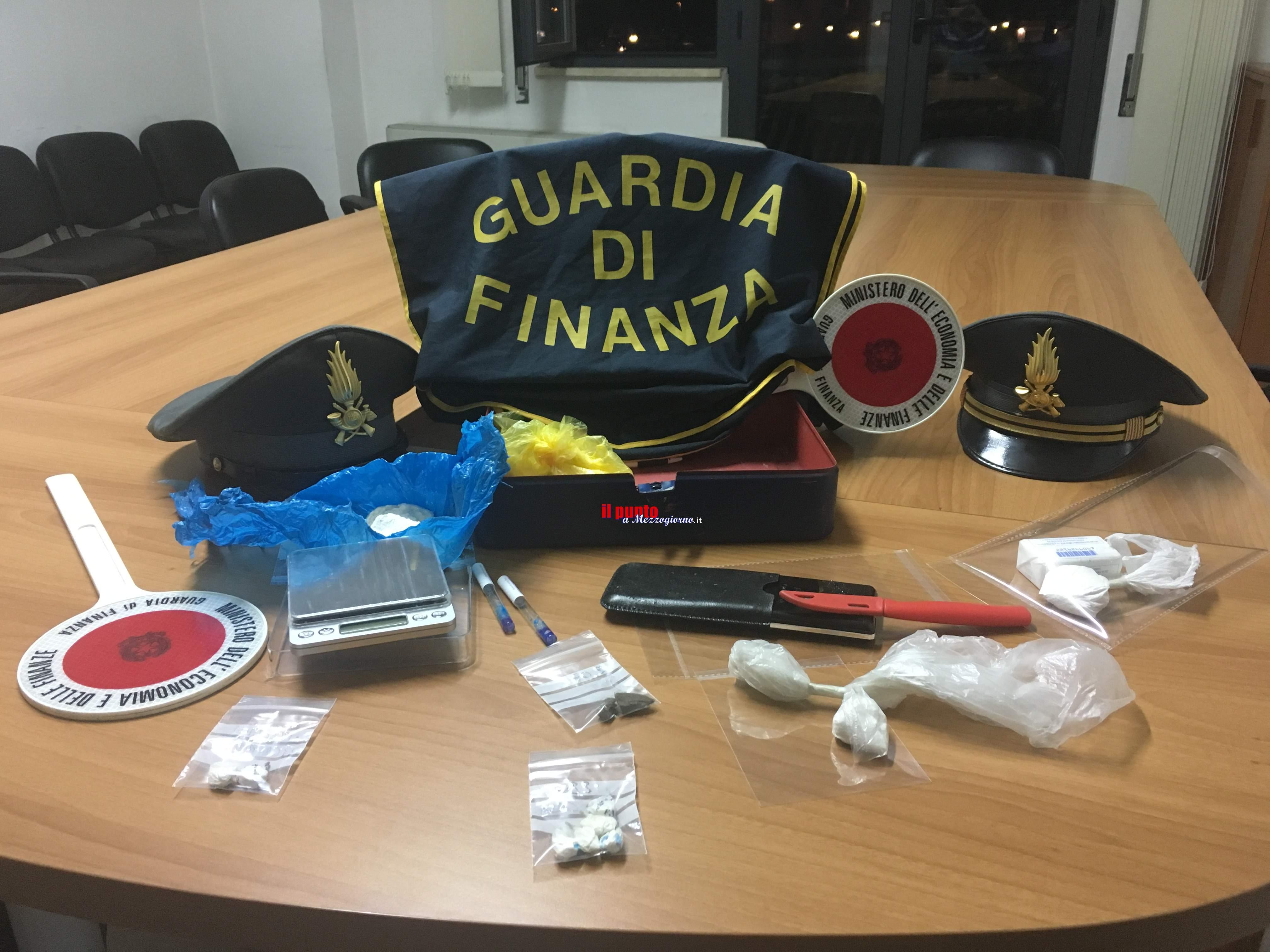 Cocaina tra martelli e cazzuole, muratore pusher arrestato a Cervaro