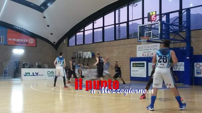 Basket C Gold:  NB Sora ennesima sconfitta casalinga!