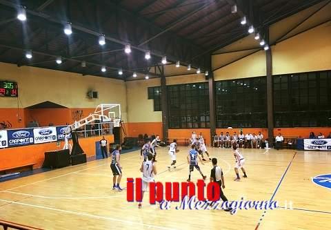 Basket C Gold: La NB Sora stecca la prima contro Petriana Roma
