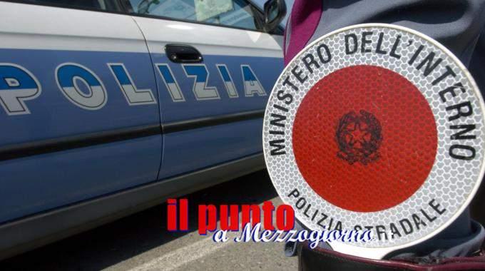 False generalità per nascondere la guida senza patente: arrestato