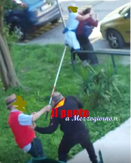 """Cassino, accusano i vicini di """"spionaggio"""" e scoppia la rissa: due coppie denunciate"""