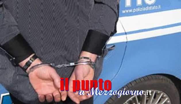 Frosinone – Condannato per maltrattamenti a moglie fugge all'estero per 9 anni con figlio, arrestato