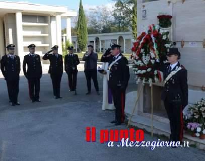 IX Giornata per i Caduti nelle Missioni Internazionali di Pace. Ricordato il Ten. Col. Congiu