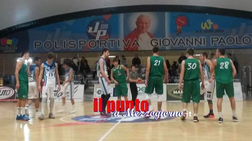 Basket giovanile U20 Eccellenza: NB Sora bella ma sconfitta da Palestrina