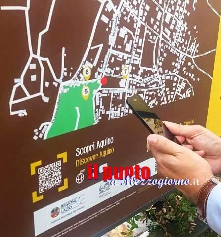 """Il Progetto """"I Borghi di San Tommaso d'Aquino"""" è una realtà, promuove la Città e favorisce il turismo"""