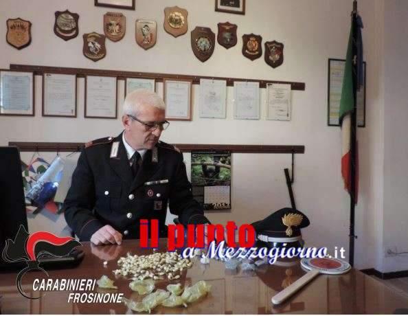 Sorpresi con la cocaina in casa a Ceccano, arrestati tre fratelli
