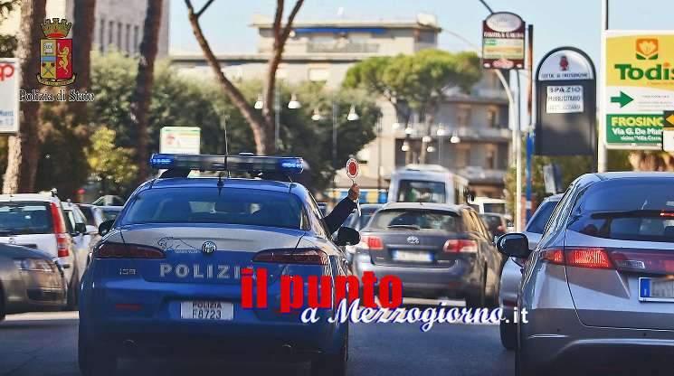 la Polizia di Stato denuncia per lesioni aggravate un quarantenne del capoluogo