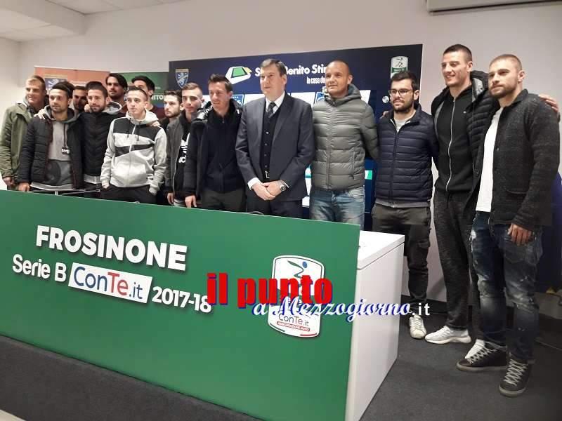 """Polizia, scuole e Frosinone Calcio scendono """"Insieme in Campo"""""""