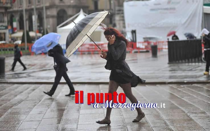 """Maltempo e freddo, ordinanza del sindaco D'Alessandro per """"obbligo di pneumatici da neve o catene"""" sulle strade comunali"""