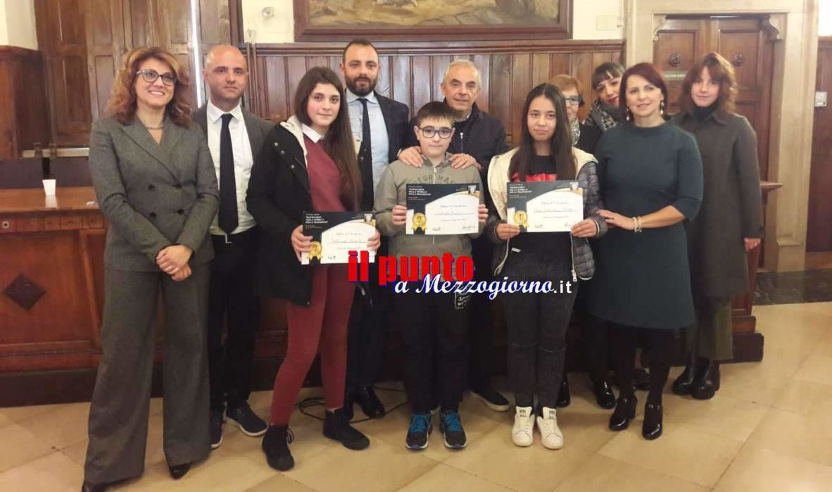 Premio Sergio Danella a Pontecorvo, ecco i vincitori