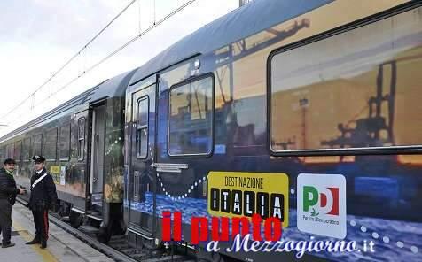 """Il treno del """"rottamatore"""" non fa tappa a Cassino, un altro schiaffo ai 532 licenziati da FCA"""