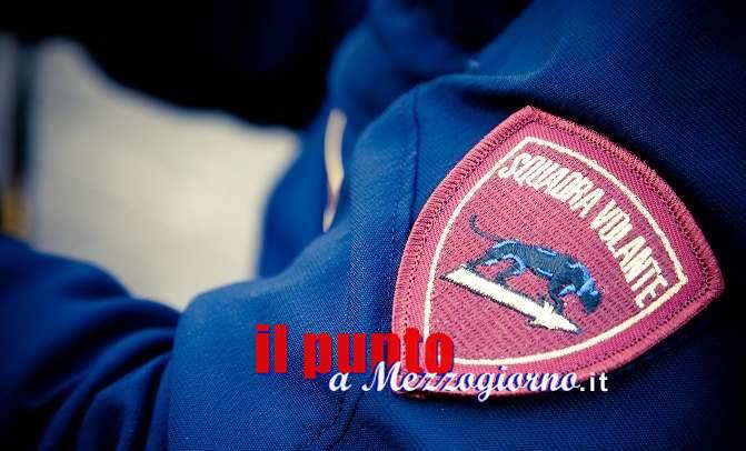 Raffica di furti durante la partita Frosinone-Ascoli, arrestato 26enne