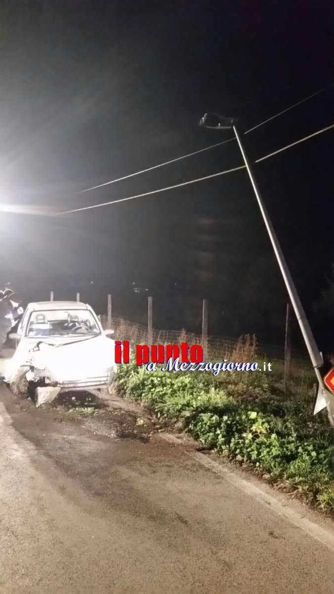 Ruba auto per fare incidenti, arrestato 40enne a Piedimonte San Germano