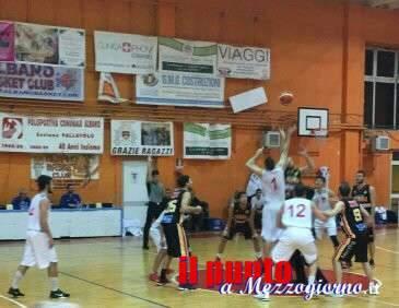 Basket serie C Silver: Sconfitta per Veroli sul parquet di Albano Basket Club