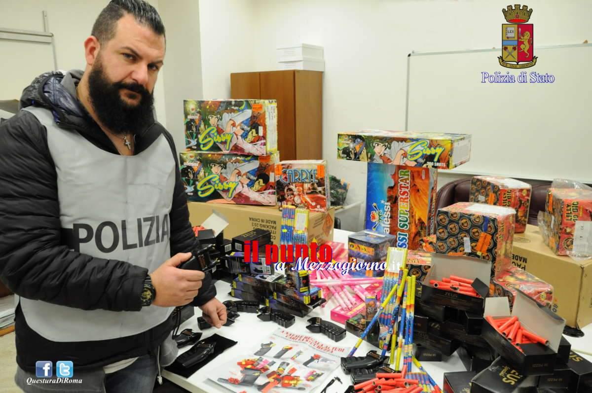 Armi da difesa nel cesto di Natale, niente zampone ma storditore e bastone