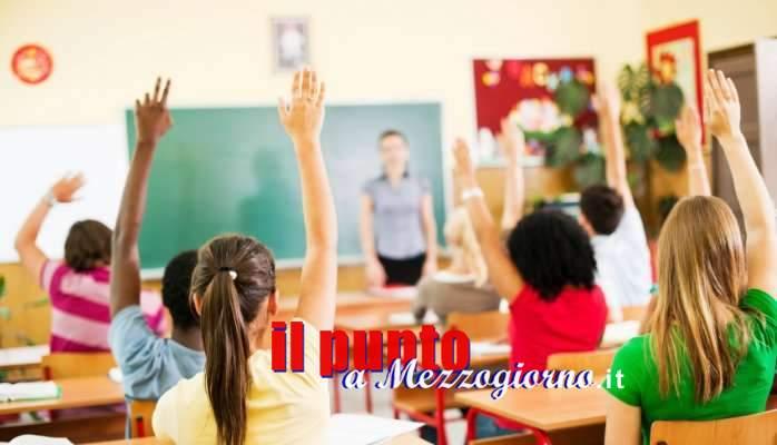 """Il Comune aderisce al progetto """"T.E.R.R.A. contro la dispersione scolastica"""
