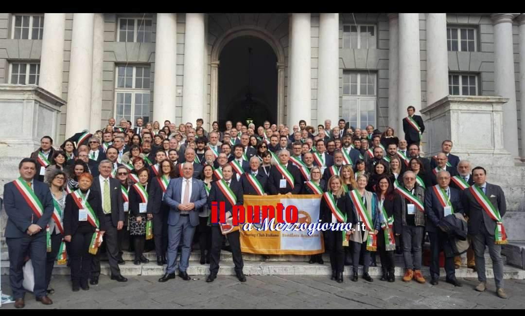 Confermata la Bandiera Arancione del Touring Club italiano per Sermoneta fino al 2020