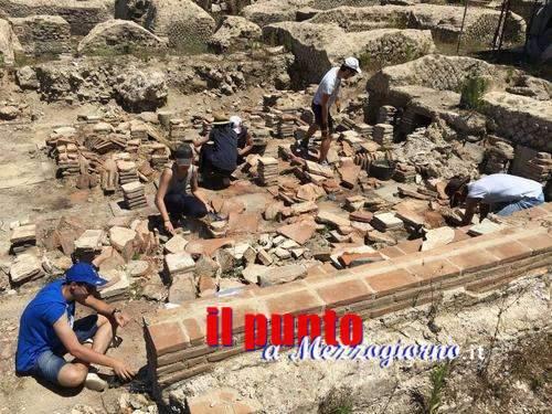 Il restauro di Aquinum a Castrocielo secondo al concorso Art Bonus