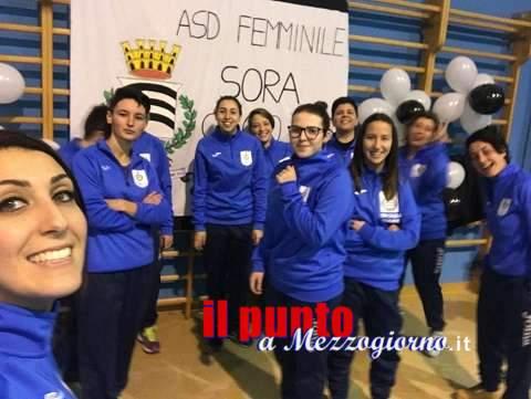 Sora Calcio Femminile, settimana frenetica per le bianconere