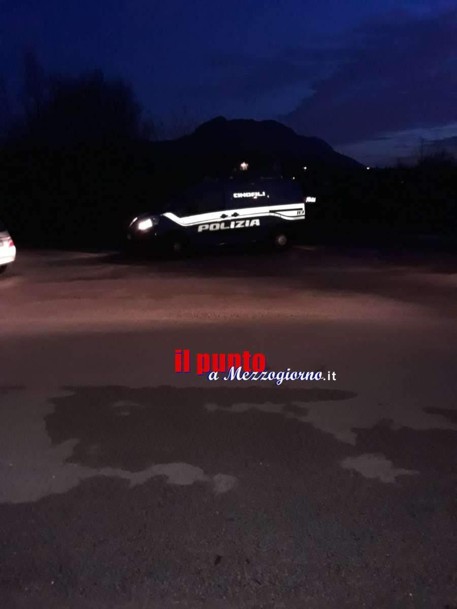 Frosinone, incursione notturna nel vecchio ospedale: ladri inseguiti sui tetti
