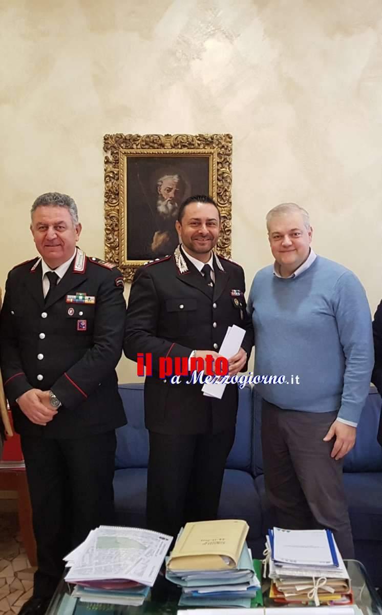 Convenzione fra Comune e Carabinieri per l'accesso alla banca dati della popolazione
