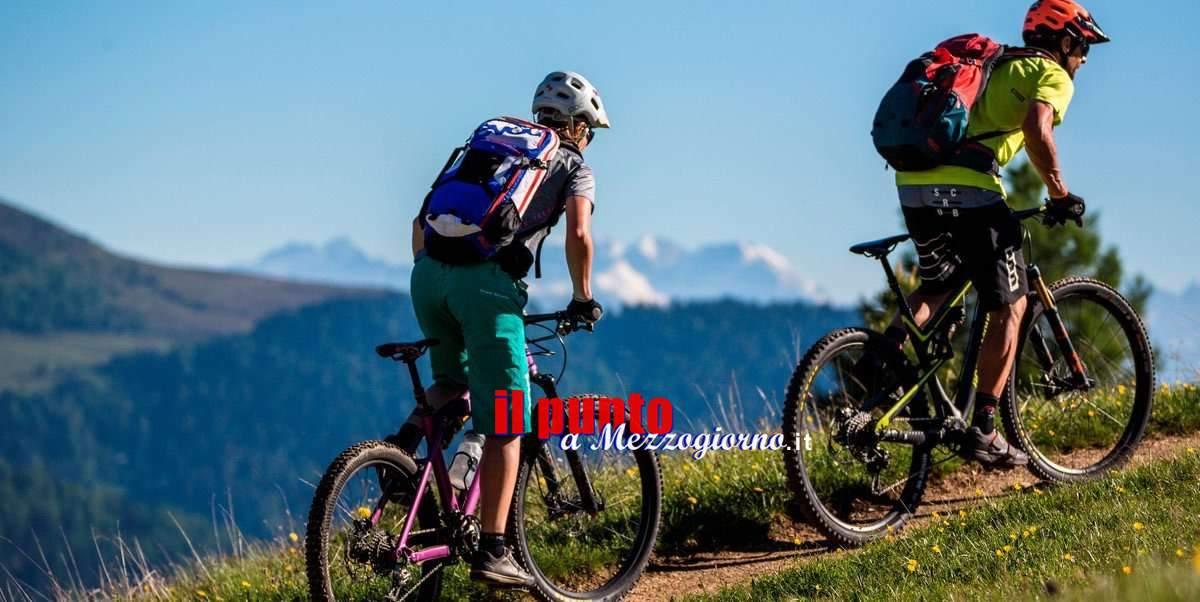 Progettualità per il rilancio del Parco dei Monti Aurunci, sentieri e bike park