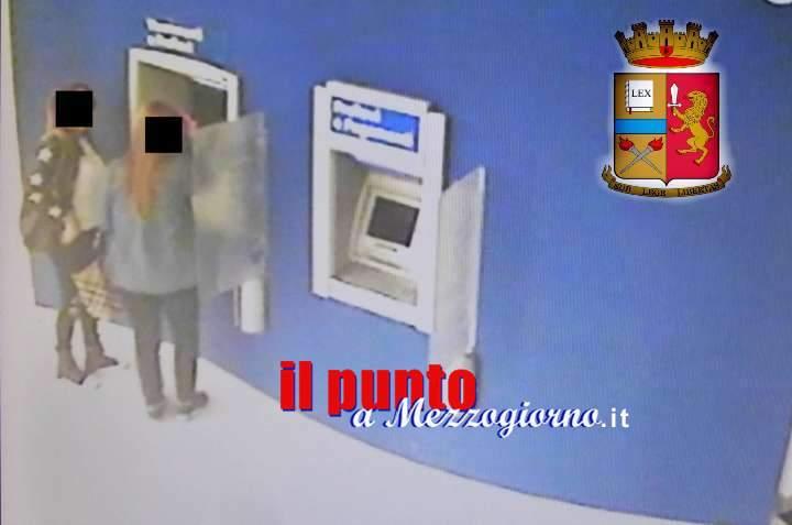 Denunciata a Formia per furto ad una 85enne la sorella di Genny la Carogna