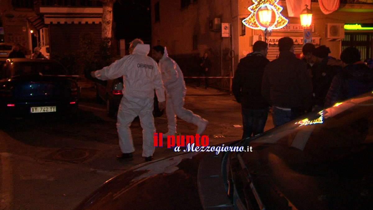 Sparatoria a Formia tra carabinieri e latitante, ferito malvivente
