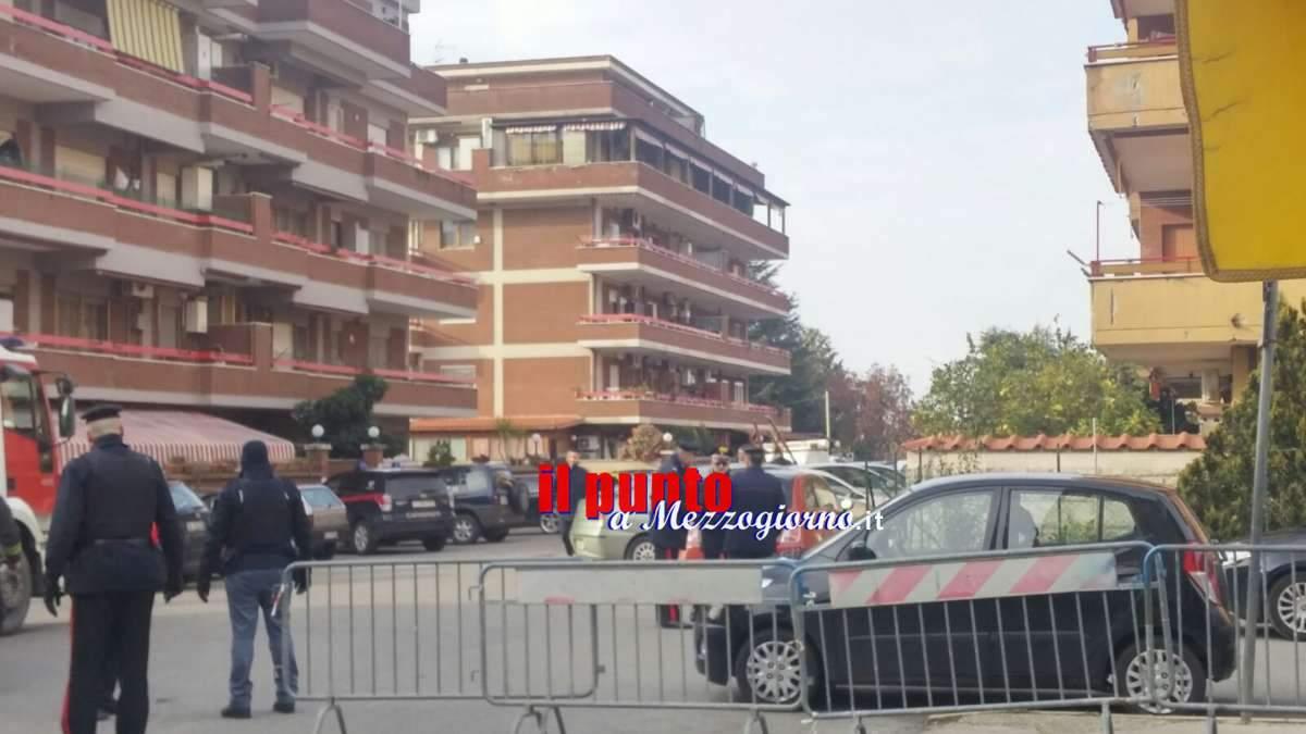 Cisterna di Latina: Il carabiniere si è suicidato e ha ucciso anche le due bambine