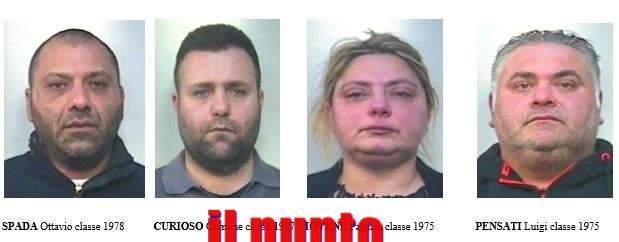 FOTO – Operazioni antidroga a Cassino, gli arrestati e i sistemi adottati per evitare i controlli