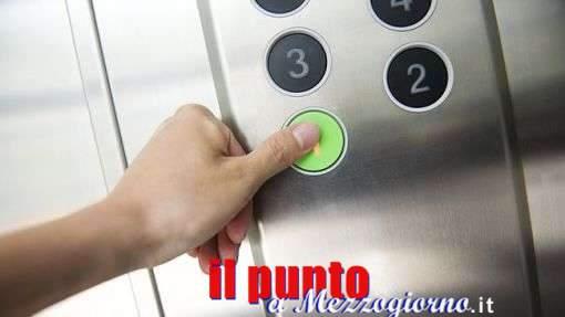 Black out in centro a Frosinone, decine di ascensori bloccati