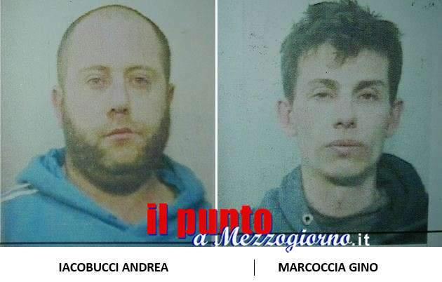 Presa ad Alatri la Banda della Clio grigia, arrestati due uomini
