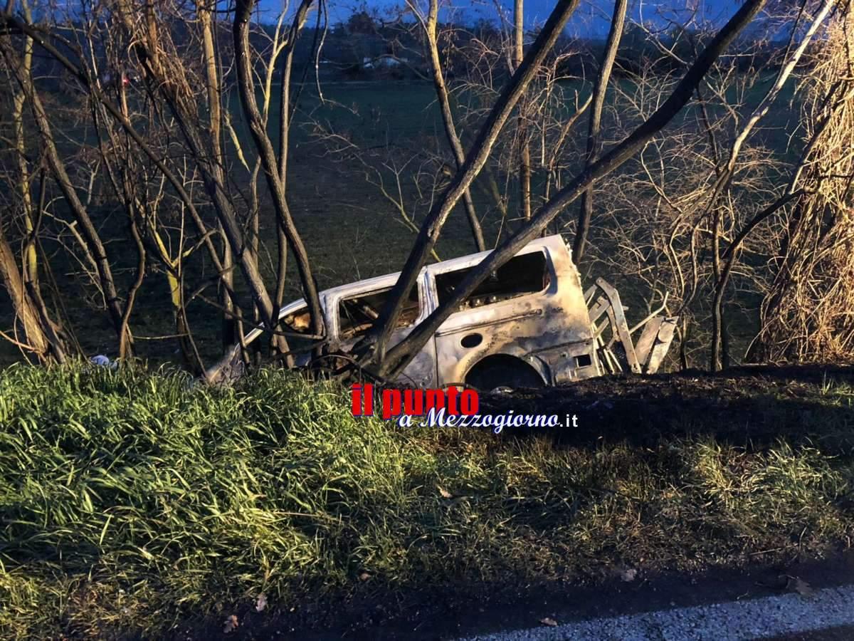 Madre e figlio disabile morti nella trappola di fuoco, tragedia a Viterbo