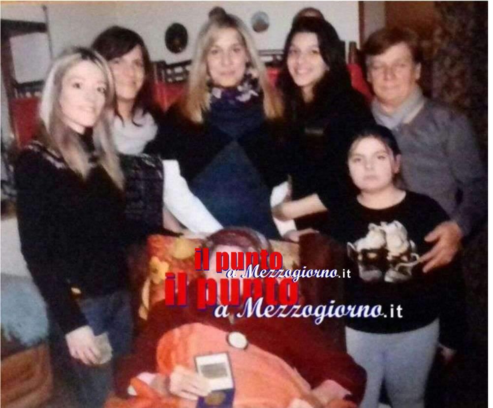 Pignataro, nonna Marietta, la donna più anziana della Ciociaria, spegne 110 candeline