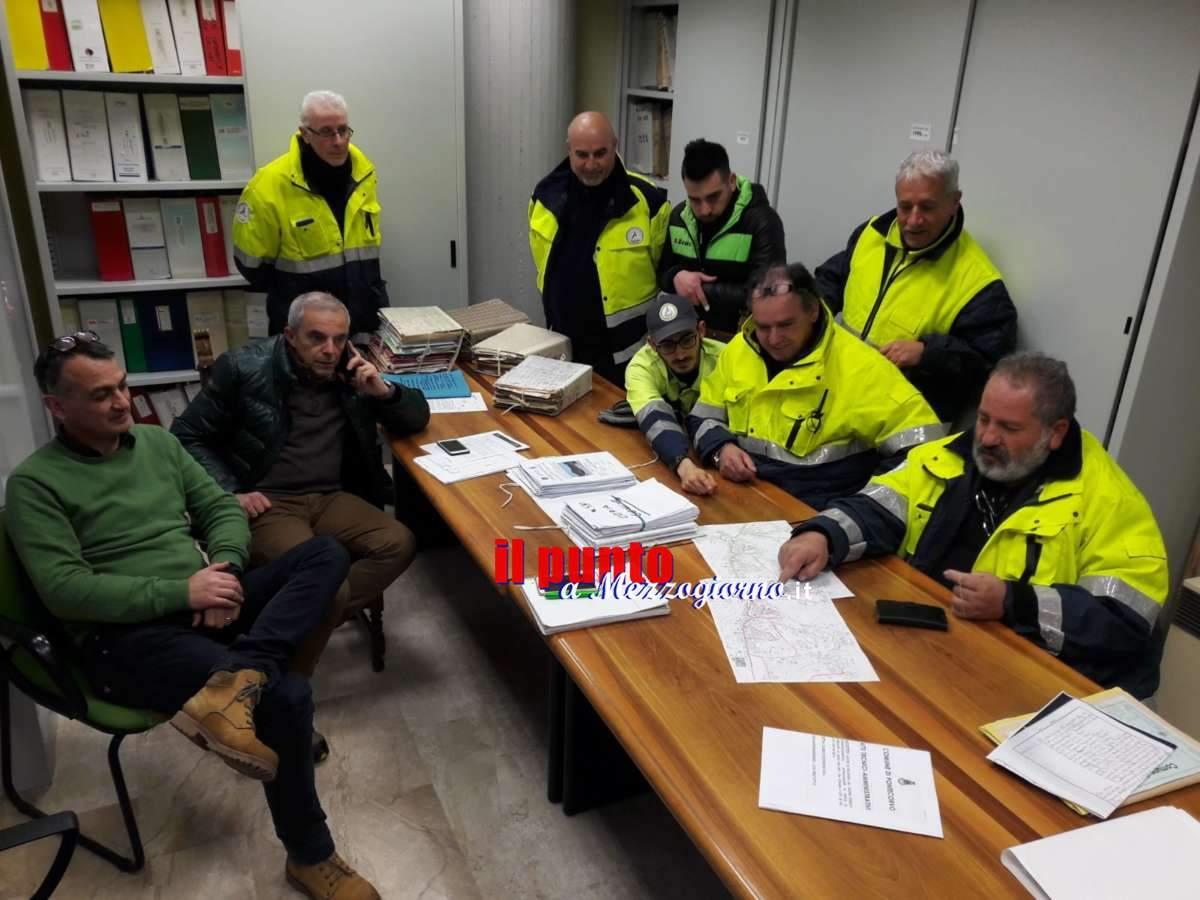 """grande Freddo, il sindaco di Pontecorvo: """"il piano antineve ha funzionato, ora scatta piano sale"""