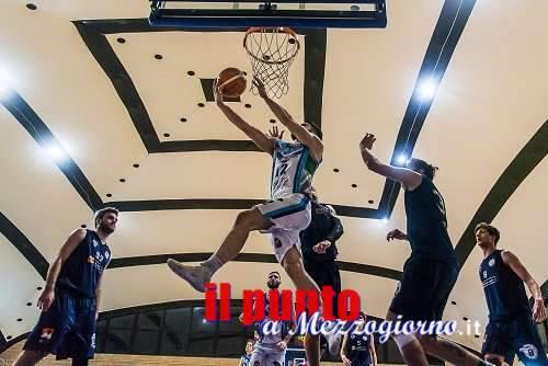 Basket: NB Sora vince lo spareggio salvezza con la Lazio