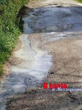 Dopo l'articolo de Ilpuntoamezzogiorno, Acea ripara la perdita d'acqua a Cervaro