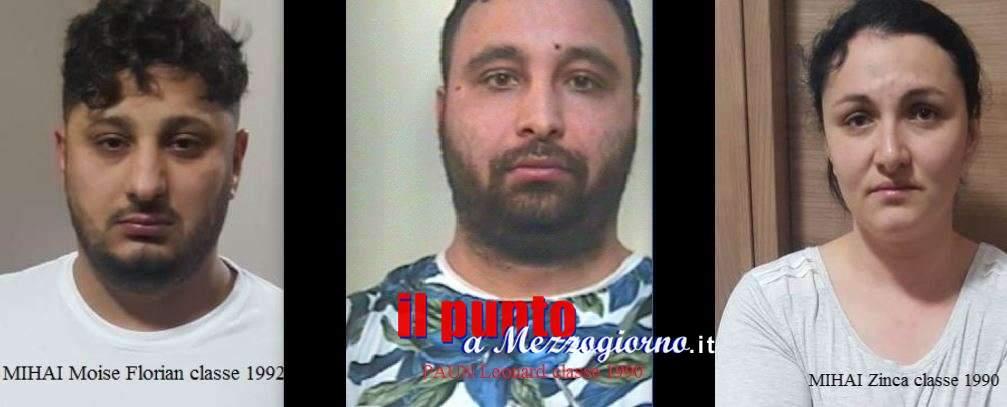 Ladri di Rolex, i tre riconosciuti da vittime mietute in tutto il Lazio