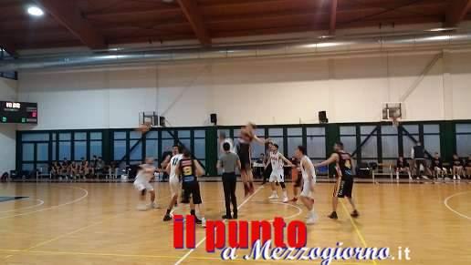 """Basket """"C"""" Silver: Ancora una sconfitta per Veroli contro la Pass Roma, 78-61"""
